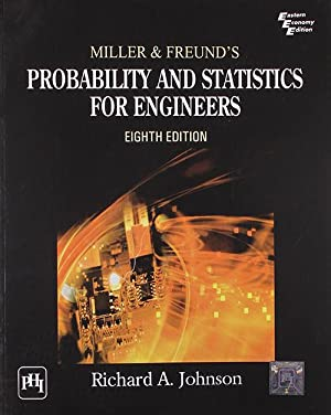 Miller & Freund's Probability and Statistics for: John E. Freund,Richard