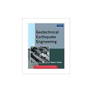 Geotechnical Earthquake Engineering (EDN 1): Steven L. Kramer