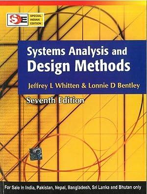 Systems Analysis and Design Methods (EDN 7): Jeffrey L. Whitten,Lonnie
