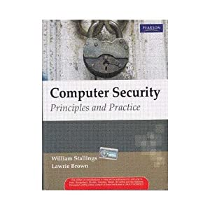 Computer Security: Principles And Practice (EDN 1): William Stallings, Lawrence