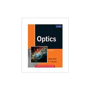 Optics (EDN 4): Eugene Hecht