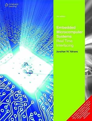 Embedded Microcomputer Systems: Real Time Interfacing (EDN: Jonathan W. Valvano