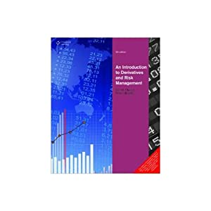 Introduction To Derivatives And Risk Management (EDN: Don M. Chance,