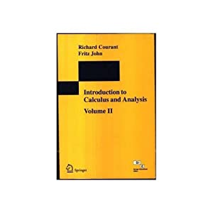 Introduction to Calculus and Analysis (EDN 1): Fritz John,Richard Courant