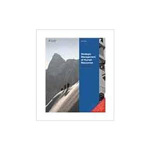 Strategic Human Resource Management (EDN 3): Jeffrey A. Mello