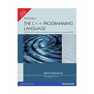 The C++ Programming Language (EDN 3): Bjarne Stroustrup