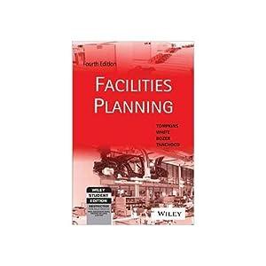 Facilities Planning (EDN 4): James A. Tompkins,