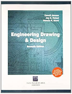 Engineering Drawing And Design (EDN 7): Dennis R. Short,Cecil