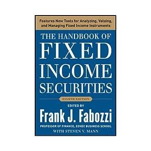 The Handbook Of Fixed Income Securities (EDN: Frank J. Fabozzi,