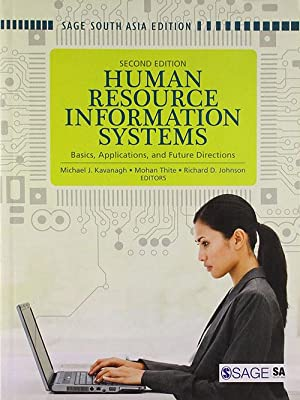 human resource information systems basics applications and future directions by kavanagh michael j a
