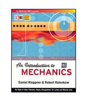 An Introduction to Mechanics (EDN 1): Daniel Kleppner,Robert J.