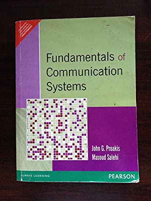Fundamentals Of Communication Systems (EDN 1): John G. Proakis,