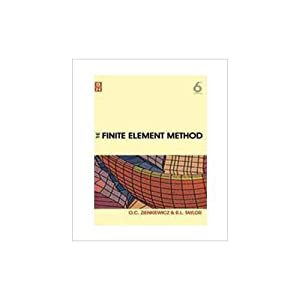 The Finite Element Method: Its Basis And: R.L. Taylor, O.C.