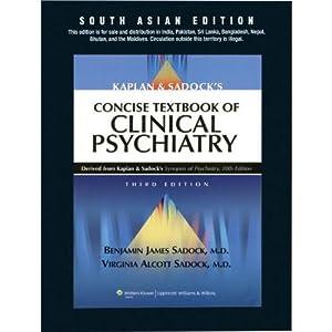 Kaplan and Sadock's Concise Textbook of Child: Harold I. Kaplan,Virginia