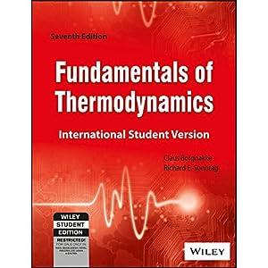 Fundamentals of Thermodynamics (EDN 7): Claus Borgnakke and