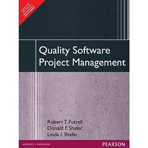 Quality Software Project Management (EDN 1): Robert T. Futrell