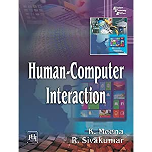 Humancomputer Interaction (EDN 1): Meena, K. ,