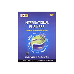 Charles w l hill abebooks international business competing in the global marketplace charles w l fandeluxe Images
