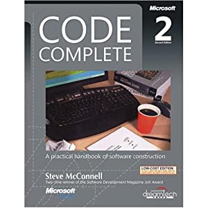 Code Complete (EDN 2): Steve Mcconnell