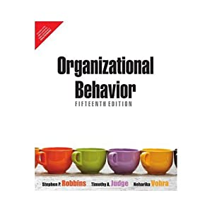 Organizational Behavior (EDN 15): Stephen P. Robbins,