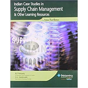 Supply Chain Management (EDN 1): R. P. Mohanty,