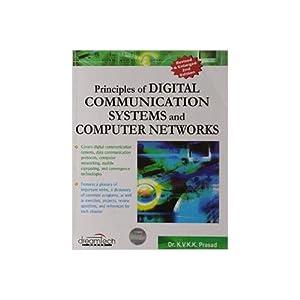 Principles Of Digital Communication System & Computer: Dr. K. V.