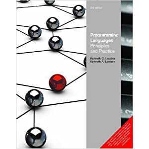 Programming Languages: Principles and Practices (EDN 3): Kenneth A. Lambert