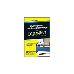 Running GREat Meeting & Workshops For Dummies: Jessica Pryce-Jones