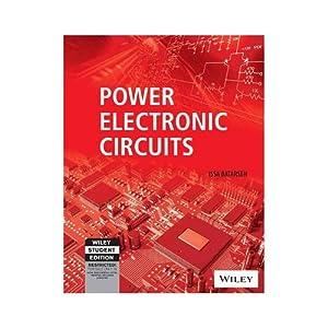 Power Electronic Circuits (EDN 1): Issa Batarseh