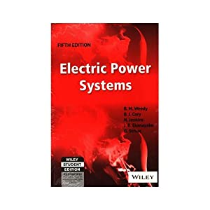 ELECTRIC POWER SYSTEMS (EDN 5): N. JENKINS, J.B.