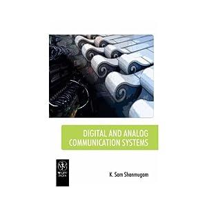 Digital and Analog Communication System (EDN 1): K. SAM SHANMUGAM