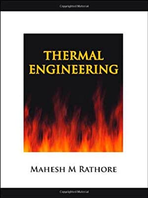 Thermal Engineering (EDN 1): Rathore