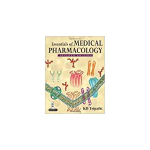 Essentials Of Medical Pharmacology (EDN 7): K.D. Tripathi