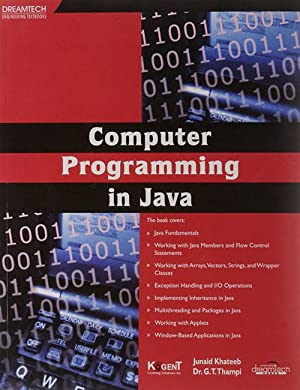 Computer Programming In Java (EDN 1): Junaid Khateeb And
