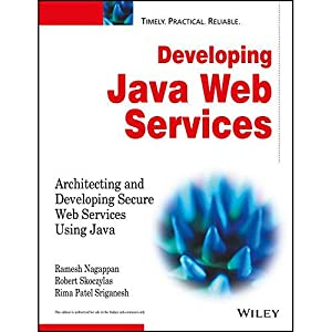 Developing Java Web Services (EDN 1): Ramesh Nagappan And