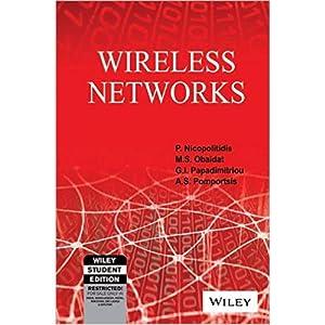 Wireless Networks (EDN 1): P. Nicopolitidis And