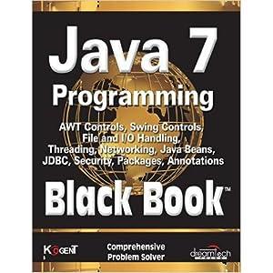 Java 7 Programming, Black Book (EDN 1): Kogent Learning Solutions