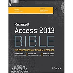 Access 2013 Bible (EDN 1): Michael Alexander And