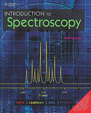 Introduction to Spectroscopy (EDN 5): Pavia/ Lampman/ Kriz/