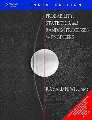 Probability, Statistics and Random Processes for Engineers: Williams