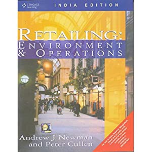Retailing: Environment & Operations (EDN 1): Cullen