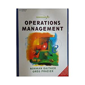 Operations Management (EDN 9): Gaither