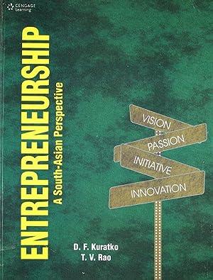 Entrepreneurship: A South Asian Perspective (EDN 1): Kuratko / Rao
