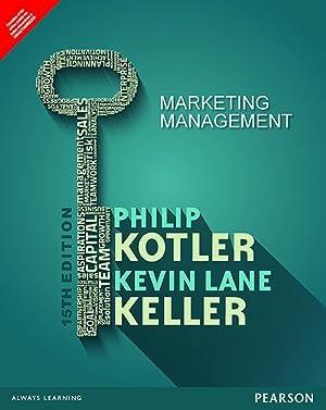 Marketing Management (EDN 15): Philip Kotler