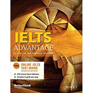 IELTS Advantage (EDN 1): Wiley Editorial Team