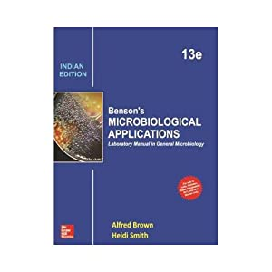 Bensons Microbiological Application (EDN 13): Brown