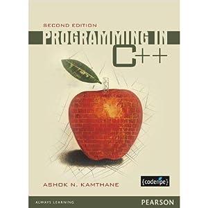 Programming in C++ (EDN 2): Kamthane