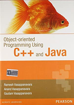 Object Oriented Programming Using C++ and Java: Vasappanavara