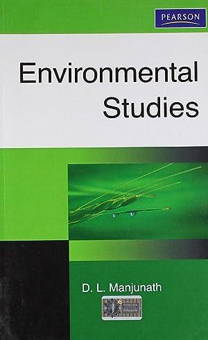Environmental Studies (EDN 1): Manjunath