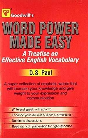 Word Power Made Easy (EDN 1): D.S. Paul